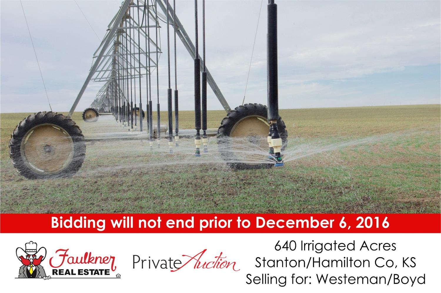 Kansas stanton county manter - 640 Acres Of Nice Irrigated Farmland For Sale By Private Auction In Stanton And Hamilton County Kansas Near The County Line This Farm Is Selling With All